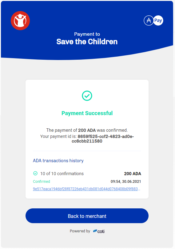June 2021 - Save the Children